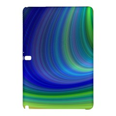 Space Design Abstract Sky Storm Samsung Galaxy Tab Pro 10 1 Hardshell Case by Nexatart
