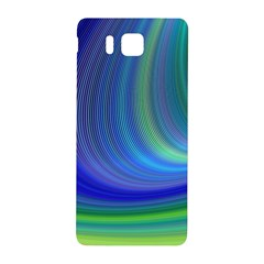Space Design Abstract Sky Storm Samsung Galaxy Alpha Hardshell Back Case by Nexatart