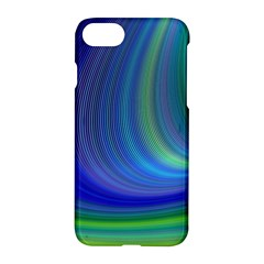 Space Design Abstract Sky Storm Apple Iphone 7 Hardshell Case