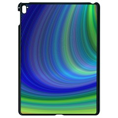 Space Design Abstract Sky Storm Apple Ipad Pro 9 7   Black Seamless Case by Nexatart