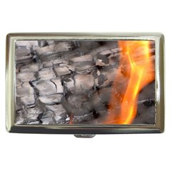 Fireplace Flame Burn Firewood Cigarette Money Cases
