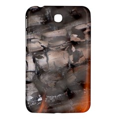 Fireplace Flame Burn Firewood Samsung Galaxy Tab 3 (7 ) P3200 Hardshell Case  by Nexatart
