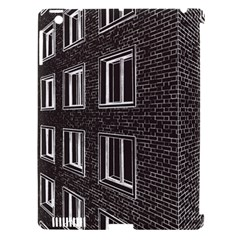 Graphics House Brick Brick Wall Apple Ipad 3/4 Hardshell Case (compatible With Smart Cover)
