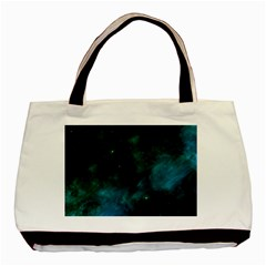 Space All Universe Cosmos Galaxy Basic Tote Bag (two Sides)