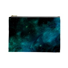 Space All Universe Cosmos Galaxy Cosmetic Bag (large)