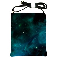 Space All Universe Cosmos Galaxy Shoulder Sling Bags