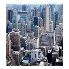 Manhattan New York City Shower Curtain 66  X 72  (large)