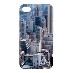 Manhattan New York City Apple Iphone 4/4s Premium Hardshell Case