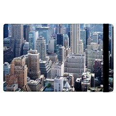 Manhattan New York City Apple Ipad 2 Flip Case by Nexatart