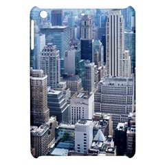 Manhattan New York City Apple Ipad Mini Hardshell Case by Nexatart
