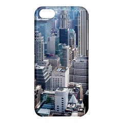 Manhattan New York City Apple Iphone 5c Hardshell Case