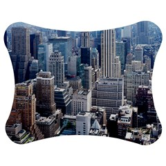 Manhattan New York City Jigsaw Puzzle Photo Stand (bow)