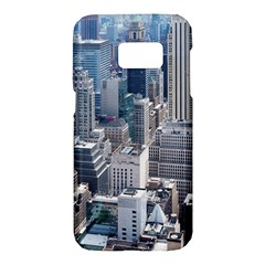 Manhattan New York City Samsung Galaxy S7 Hardshell Case