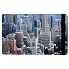 Manhattan New York City Apple Ipad Pro 12 9   Flip Case