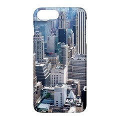 Manhattan New York City Apple Iphone 7 Plus Hardshell Case
