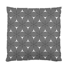 Seamless Weave Ribbon Hexagonal Standard Cushion Case (two Sides)