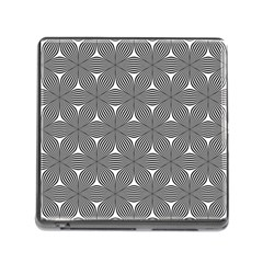 Seamless Weave Ribbon Hexagonal Memory Card Reader (square)