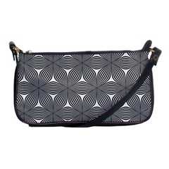 Seamless Weave Ribbon Hexagonal Shoulder Clutch Bags