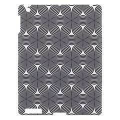 Seamless Weave Ribbon Hexagonal Apple Ipad 3/4 Hardshell Case