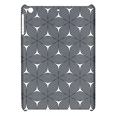 Seamless Weave Ribbon Hexagonal Apple Ipad Mini Hardshell Case