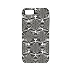 Seamless Weave Ribbon Hexagonal Apple Iphone 5 Classic Hardshell Case (pc+silicone)