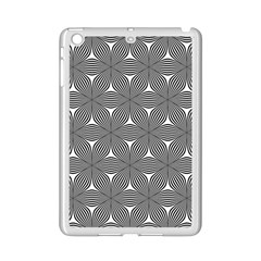 Seamless Weave Ribbon Hexagonal Ipad Mini 2 Enamel Coated Cases