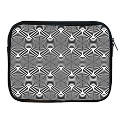 Seamless Weave Ribbon Hexagonal Apple Ipad 2/3/4 Zipper Cases