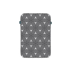 Seamless Weave Ribbon Hexagonal Apple Ipad Mini Protective Soft Cases