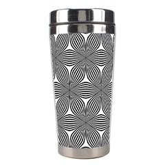 Seamless Weave Ribbon Hexagonal Stainless Steel Travel Tumblers