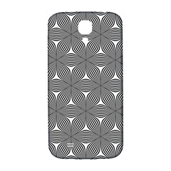 Seamless Weave Ribbon Hexagonal Samsung Galaxy S4 I9500/i9505  Hardshell Back Case