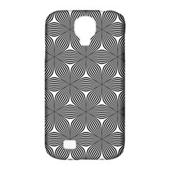Seamless Weave Ribbon Hexagonal Samsung Galaxy S4 Classic Hardshell Case (pc+silicone)