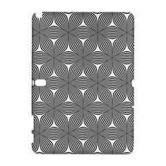 Seamless Weave Ribbon Hexagonal Galaxy Note 1