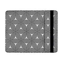 Seamless Weave Ribbon Hexagonal Samsung Galaxy Tab Pro 8 4  Flip Case