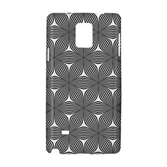 Seamless Weave Ribbon Hexagonal Samsung Galaxy Note 4 Hardshell Case