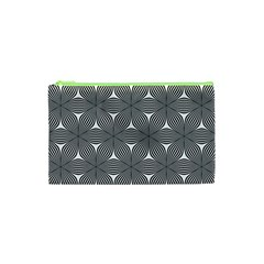 Seamless Weave Ribbon Hexagonal Cosmetic Bag (xs)
