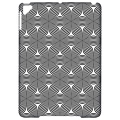 Seamless Weave Ribbon Hexagonal Apple Ipad Pro 9 7   Hardshell Case