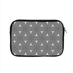 Seamless Weave Ribbon Hexagonal Apple Macbook Pro 15  Zipper Case