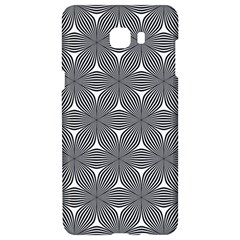Seamless Weave Ribbon Hexagonal Samsung C9 Pro Hardshell Case