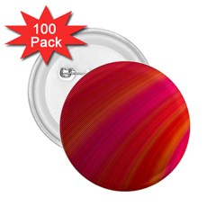Abstract Red Background Fractal 2 25  Buttons (100 Pack)