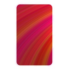 Abstract Red Background Fractal Memory Card Reader