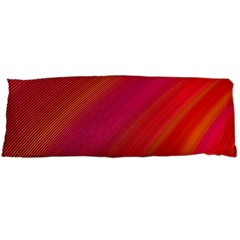 Abstract Red Background Fractal Body Pillow Case Dakimakura (two Sides)