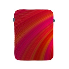 Abstract Red Background Fractal Apple Ipad 2/3/4 Protective Soft Cases
