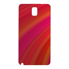 Abstract Red Background Fractal Samsung Galaxy Note 3 N9005 Hardshell Back Case