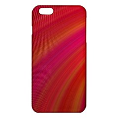 Abstract Red Background Fractal Iphone 6 Plus/6s Plus Tpu Case