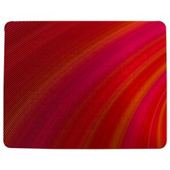 Abstract Red Background Fractal Jigsaw Puzzle Photo Stand (rectangular)