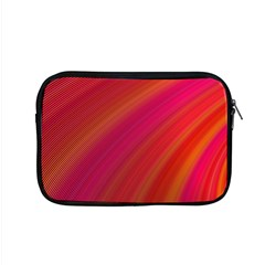 Abstract Red Background Fractal Apple Macbook Pro 15  Zipper Case