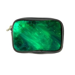 Green Space All Universe Cosmos Galaxy Coin Purse