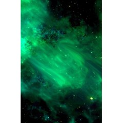 Green Space All Universe Cosmos Galaxy 5 5  X 8 5  Notebooks by Nexatart