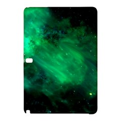 Green Space All Universe Cosmos Galaxy Samsung Galaxy Tab Pro 12 2 Hardshell Case