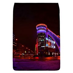Moscow Night Lights Evening City Flap Covers (l)